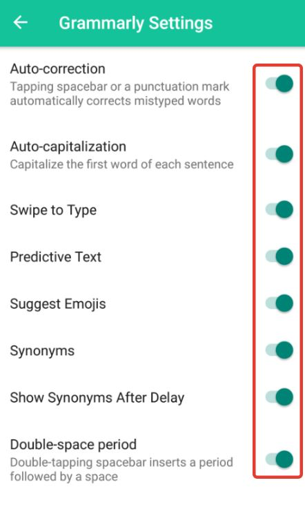 How to use Grammarly in Mobile 2020?