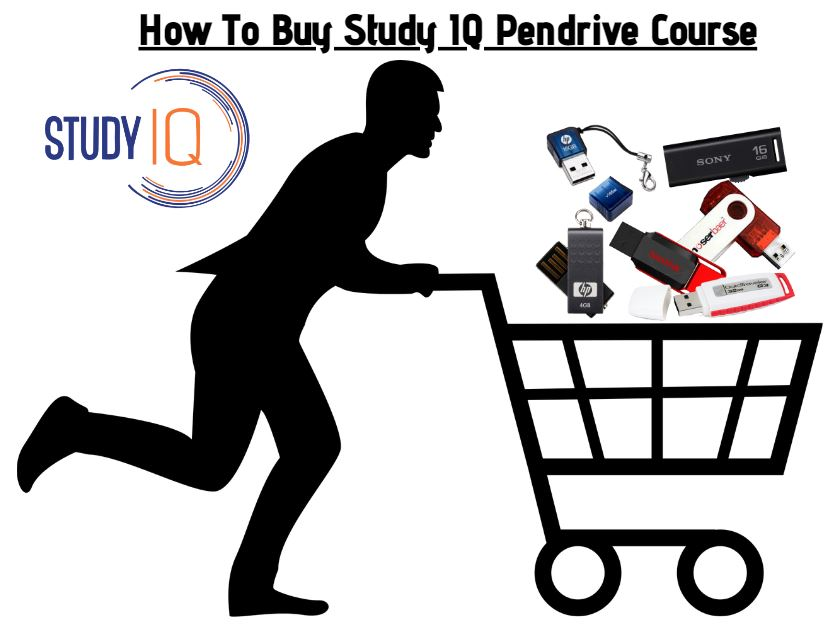How to Buy Study IQ Pendrive Course