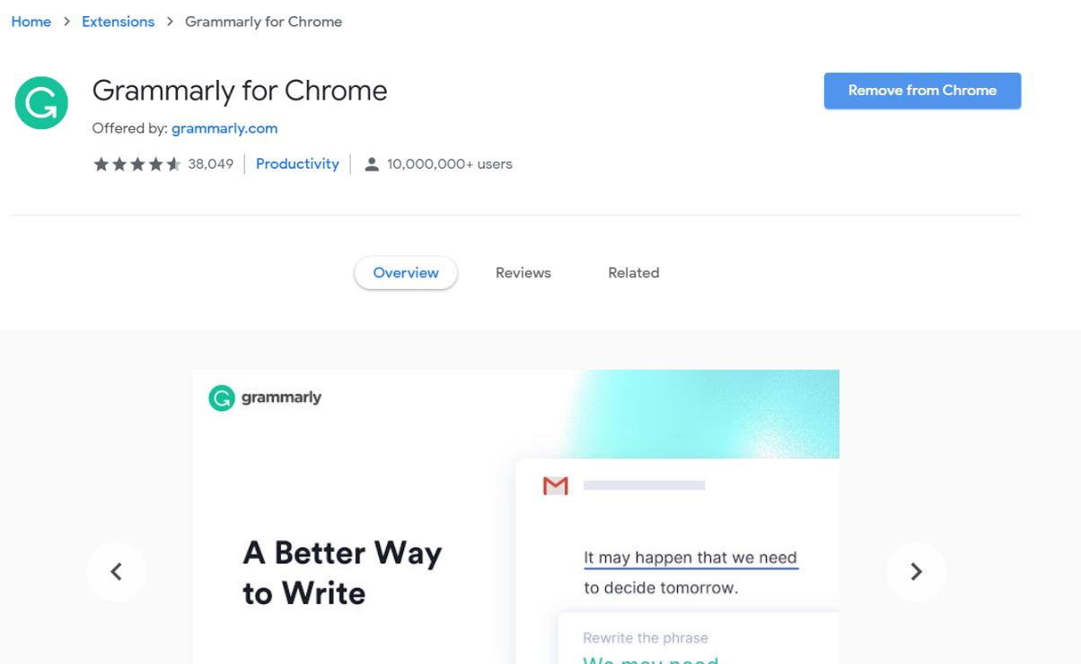 How to use Grammarly in WordPress 2020