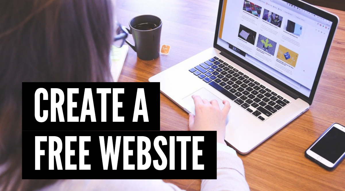 How to Create a Free Website with Free Domain and Hosting