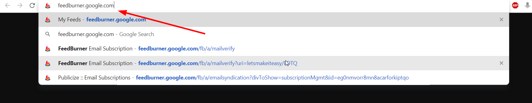"""How to Fix """"The Feed does not have Subscriptions by Email Enabled"""""""