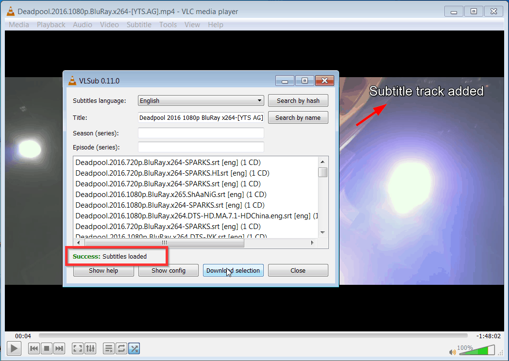 How to Get English Subtitles on Vlc Media Player