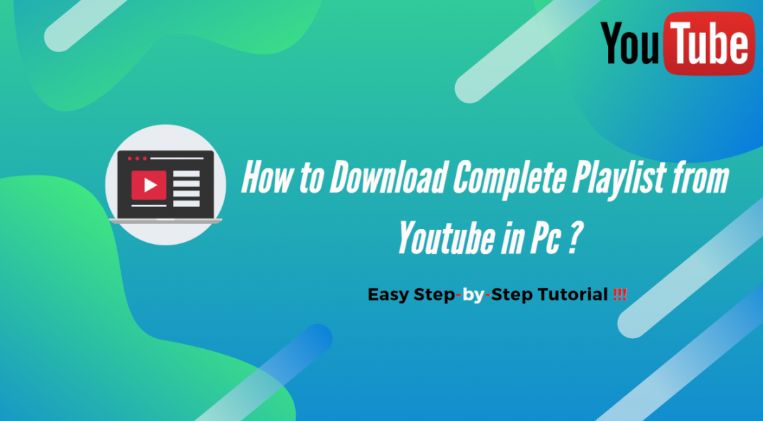 How to Download Playlist from Youtube Online Free