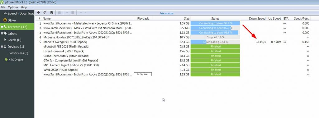 4500+ Best Torrent Trackers List (2020) To Boost Up Your Torrent Downloading Speed