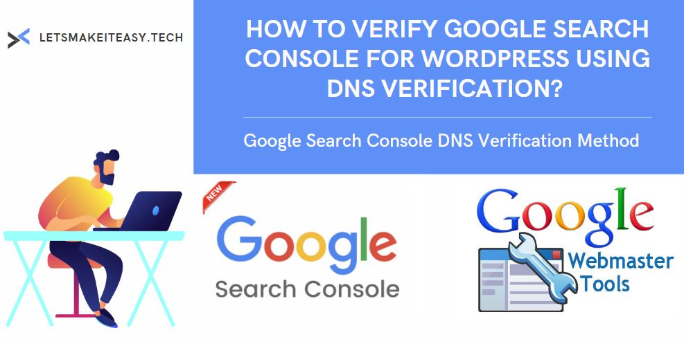 How to Verify Google Search Console for Wordpress Using DNS