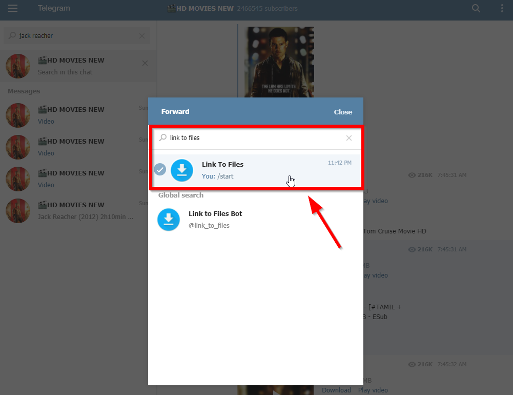 How to Download Telegram Videos Externally Using Pc