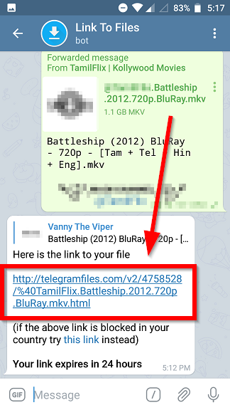 How to Download Telegram Videos Externally Using Mobile?