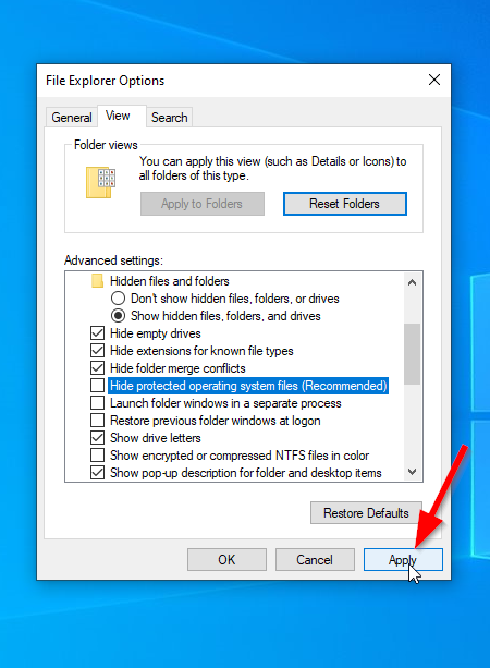How to Fix The Recycle Bin on any Local Disk (C:\D:\E:\F:\G:\H:\)