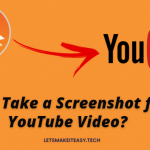 How to Take a Screenshot from a YouTube Video? | How do I Grab a Photo from a YouTube video?