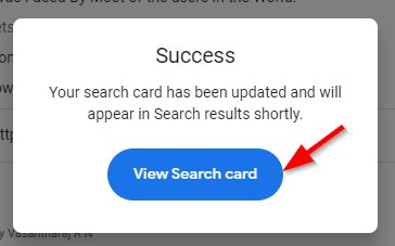 Add Me to Google Search : How to Create Your People Card