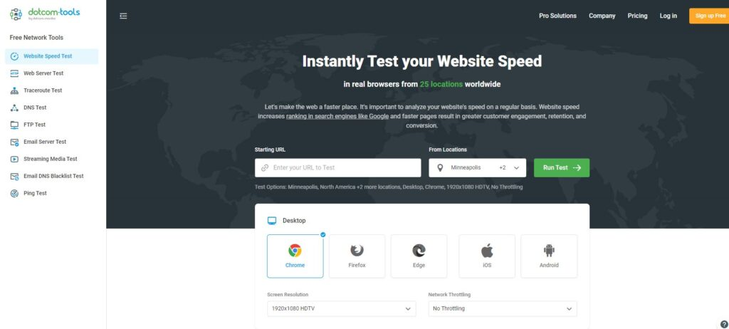 8 Best Website Speed Testing & Performance Tools Which Helps You in Improving Your Website Speed (Load Times).