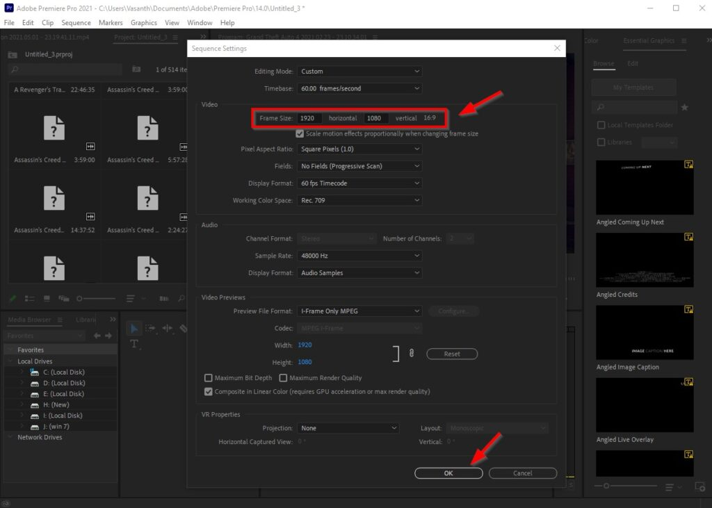 How to Change Video Height and Width in Adobe
