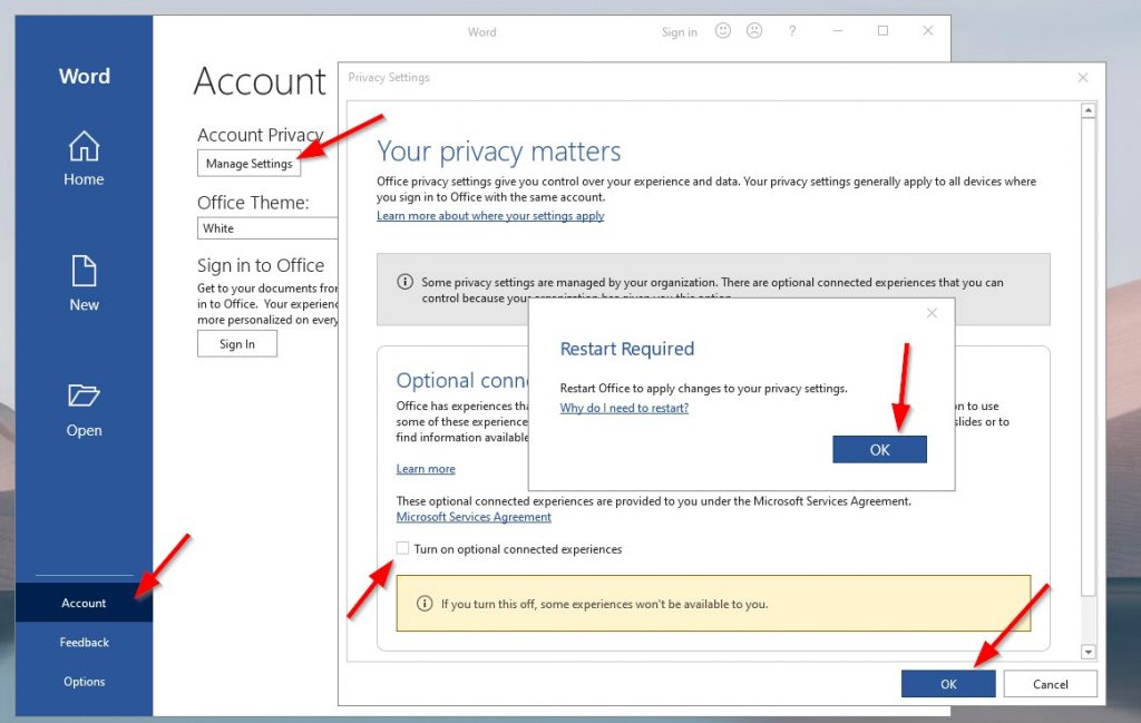 """How to Fix """"There is a Problem with your Office License.You may be a victim of software counterfeiting"""" in Microsoft Office on Windows 10 & 11?"""