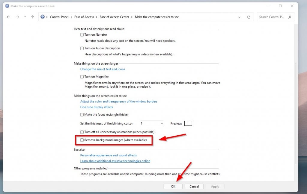 How to Fix Can't Change Desktop Background in Windows 7,8,8.1,10 &11?