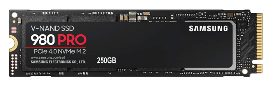 Best 250 GB NVMe M.2 SSD (Solid State Drive) for Gaming Under ₹10000 in India